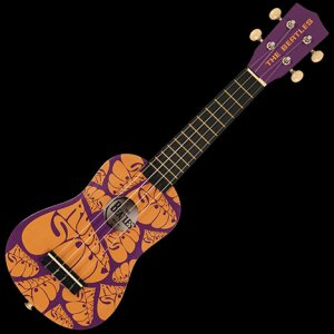 BEATLES RUBBER SOUL UKULELE