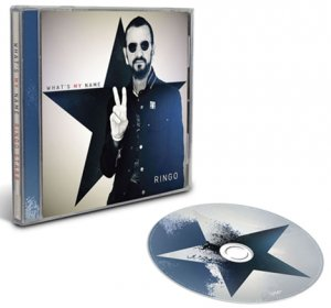 RINGO STARR: WHAT'S MY NAME - CD