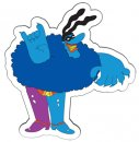 BEATLES CHIEF BLUE MEANIE PATCH