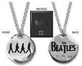 ABBEY ROAD UNISEX SILVER NECKLACE