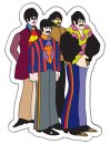 BEATLES YELLOW SUBMARINE GUYS PATCH