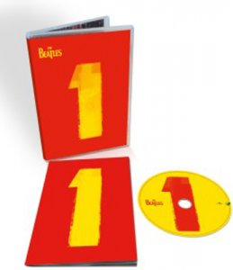 "THE BEATLES ""1"" DVD"