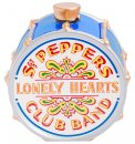 BEATLES SGT. PEPPER'S CERAMIC COOKIE JAR -