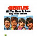 BEATLES ALL YOU NEED IS LOVE (US - SGT PEPPER) LITHOGRAPH - UNFRAMED