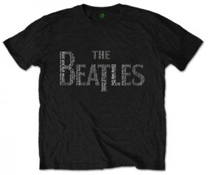THE BEATLES LOGO WITH SONGS