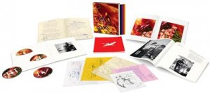 PAUL McCARTNEY FLOWERS IN THE DIRT DELUXE ED. 3CD/1DVD SET