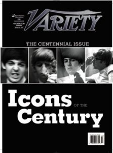VARIETY MAGAZINE'S ICONS OF THE CENTURY