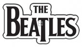 THE BEATLES LOGO PATCH