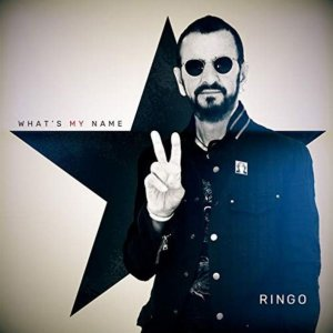RINGO STARR: WHAT'S MY NAME - VINYL