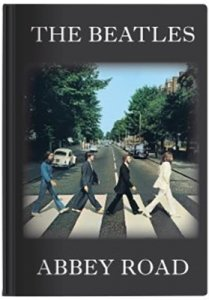 ABBEY ROAD HARDCOVER JOURNAL