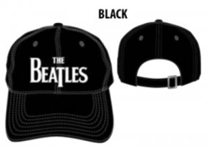 BEATLES LARGE LOGO EMBROIDERED HAT