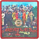 SGT. PEPPER ALBUM COVER PATCH