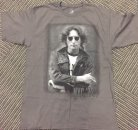 JOHN LENNON NYC '72 CHARCOAL - Small