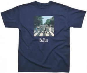 CHILD NAVY ABBEY ROAD SHIRT