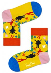 "CHILD HELP! ""HAPPY SOCKS"" - 2-3 YR"