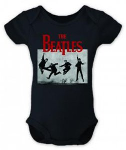 THE BEATLES JUMPING ONESIE