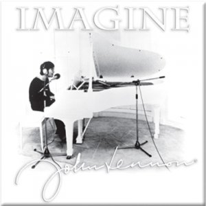JOHN LENNON IMAGINE MAGNET