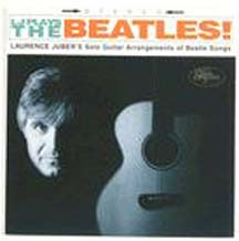 SIGNED - LAURENCE JUBER PLAYS THE BEATLES