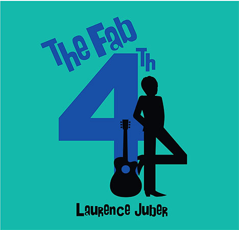 SIGNED - LAURENCE JUBER THE FAB 4TH CD