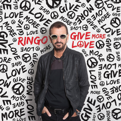 RINGO STARR: GIVE MORE LOVE CD