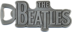 BEATLES LOGO BOTTLE OPENER