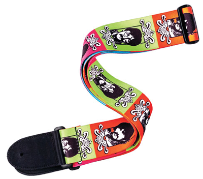 SGT. PEPPER IMAGES NYLON GUITAR STRAP