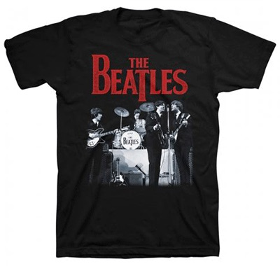 BEATLES LIVE AT WASHINGTON COLISEUM 1964