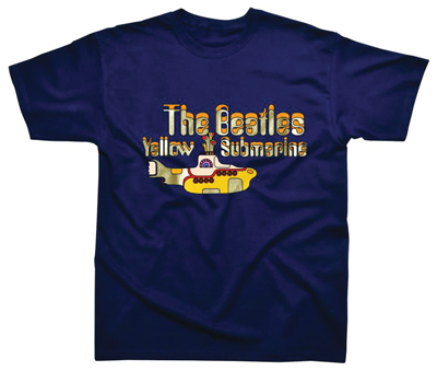 YELLOW SUBMARINE LTD. ED. 50TH ANNIVERSARY T