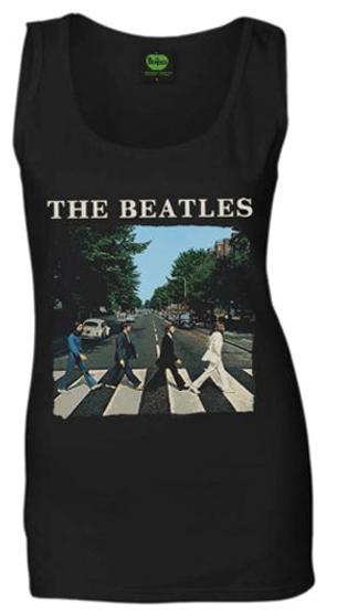 JR GIRLS ABBEY ROAD SLEEVELESS TOP - XL