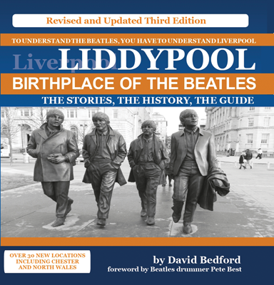 LIDDYPOOL: REVISED AND UPDATED THIRD EDITION by DAVID BEDFORD BOOKPLATE SIGNED