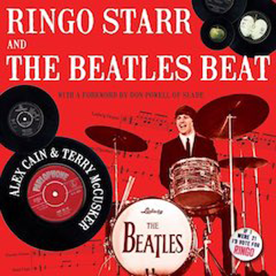 SIGNED BY AUTHORS: RINGO STARR AND THE BEATLES BEAT