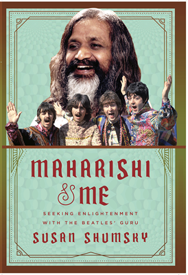 SIGNED: MAHARISHI & ME BOOK
