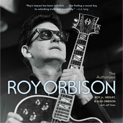SIGNED: ROY ORBISON AUTHORIZED BIOGRAPHY