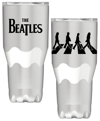 BEATLES ABBEY RD 30 oz. STAINLESS STEEL TUMBLER