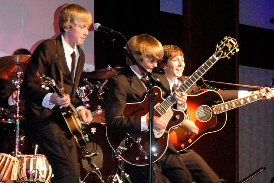 The Battle of the Beatles Bands is always a blast for groups of all ages.  From these `Boys' to those who perform when they're 64 (or older)!