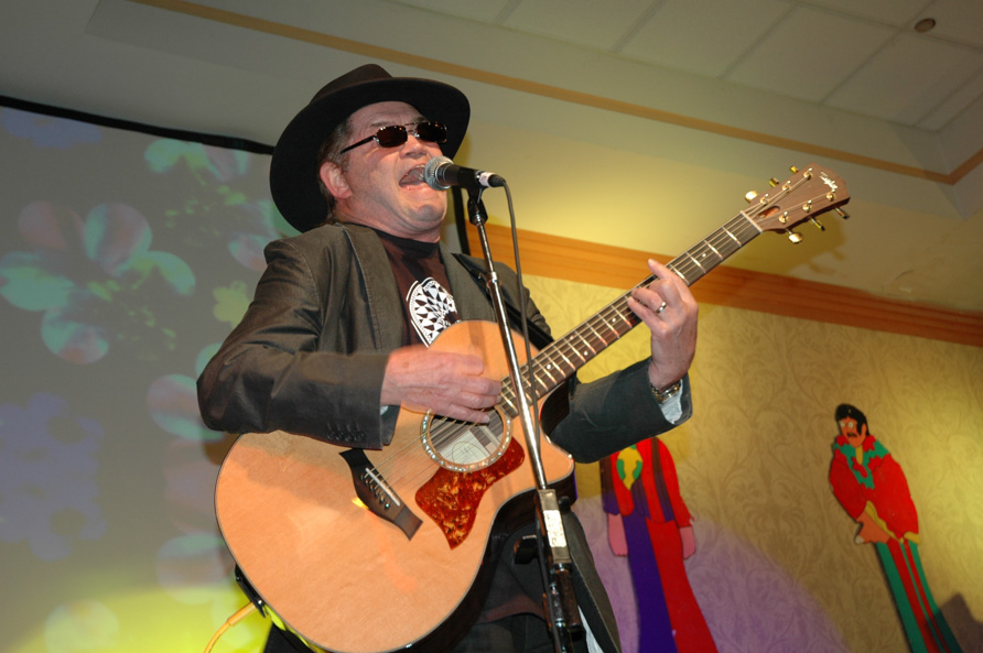 Micky Dolenz blew the crowd away when he took the `last train' to the FEST – `12