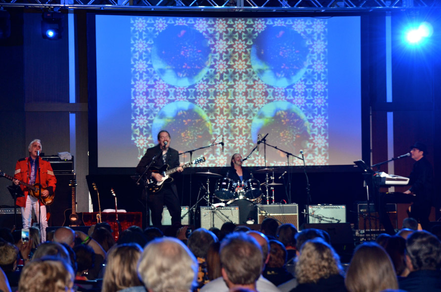 Liverpool, the finest Beatles tribute band in the world, rocking out in front of a packed house – Chicago `13