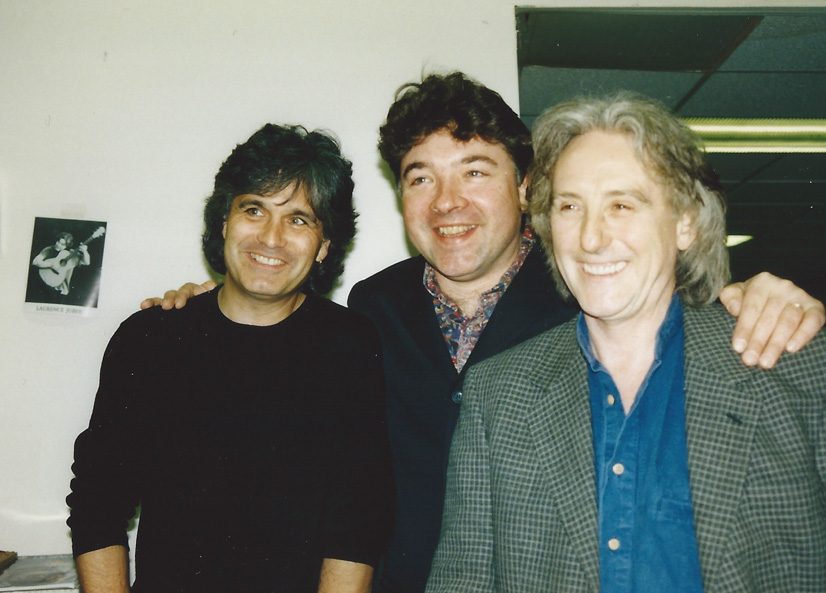 Wings across New Jersey: Steve Holley, Laurence Juber, and Marty Martinez – N.J. `97