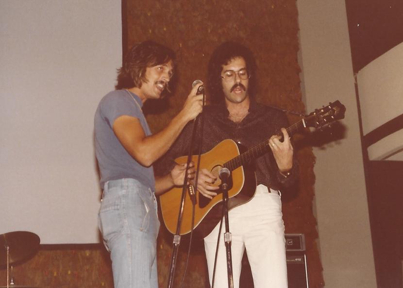 Mark Lapidos takes the stage – Atlanta `78