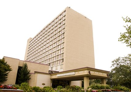 The Hotel Located At 2 Harmon Plaza Secaucus Nj Has Been Home To Most Of Our Ny Metro Fests Since 1980 It Was Called Meadowlands Hilton Until