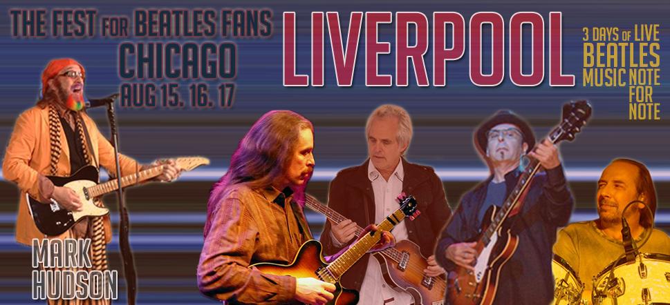 Liverpool & Hudson