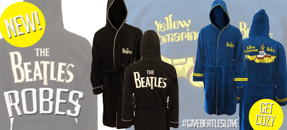 Beatles Robes CHI